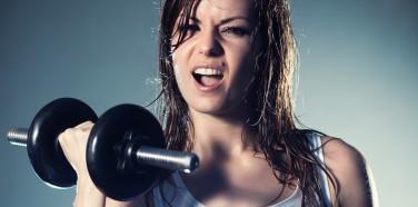 Training für Frauen Teil & Mythos 1