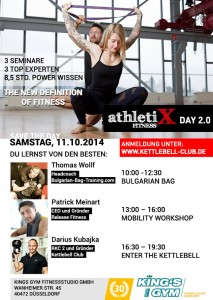 AthletiX-Day-Plakat
