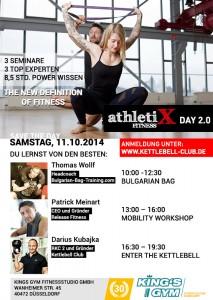 AthletiX-Day-Plakat