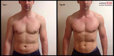 60 Tage Body Transformation by athletiX